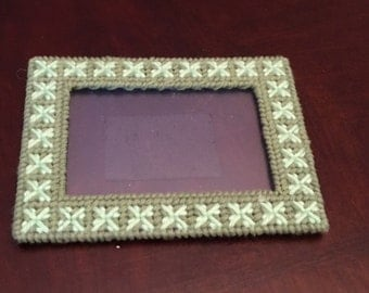 Magnetic picture frame 4x6