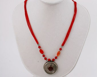 Pezzottaite necklace Pezzottaite gemstone necklace Pezzottaite from Afghanistan Gift for her.Gifts for her
