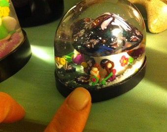 Fairyland Snow Globe
