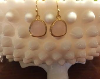 Ice Pink earrings