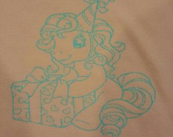 My Little Pony Birthday shirt!