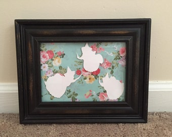Fairies Framed Art