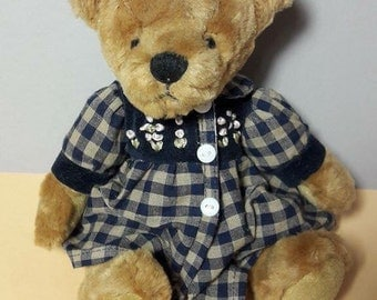 cute teddy bear from a private collection