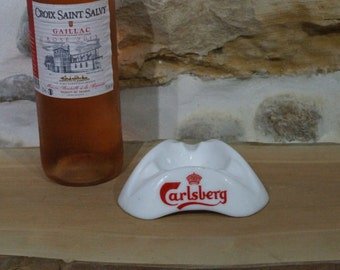 Carlsberg ashtray
