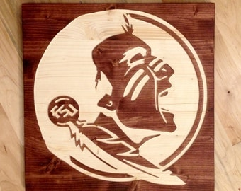 FSU Seminoles Wall Art