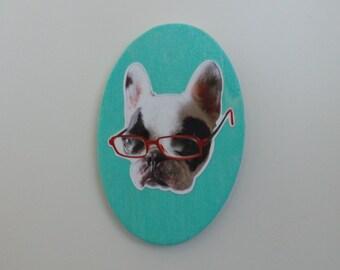 Wooden magnets (set of 3)