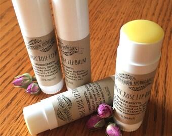 Organic Rose Lip Balm