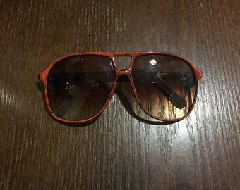 Vintage Opti Ray Sunglasses 80's