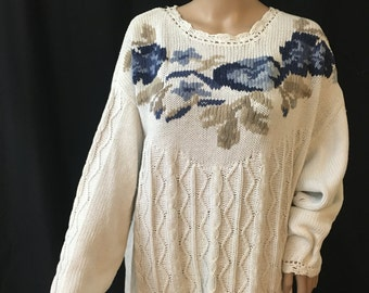 Vintage Jacque & Koko Sweater|Size 22/24| Never Worn