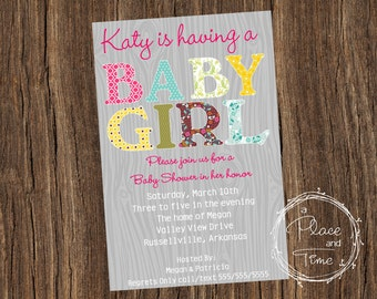 Printable Baby Shower
