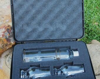 Single Malt Whisky Travel Kit