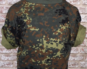 Army camoflage t-shirt