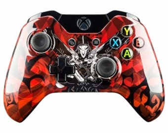 Overwatch Reaper - Xbox One custom controller