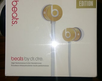 Urbeats gold edition