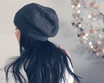 Slouch Beanie -Newborn-Adult sizes- PICK YOUR COLOR