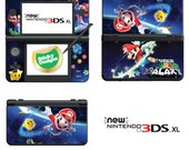 Super Mario Vinyl Skin Sticker for Nintendo DS liteDSiDSi xl3DS3DS xlNew 3DS cstickNew 3DS xl cstick2DS