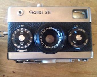 Rolleiflex 35