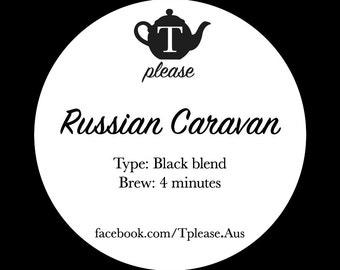 Russian Caravan loose leaf tea