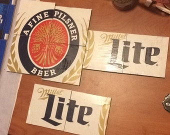 Customized Drink Coasters