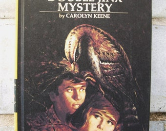 Nancy Drew: The Double Jinx Mystery (1973, Hardcover) #50