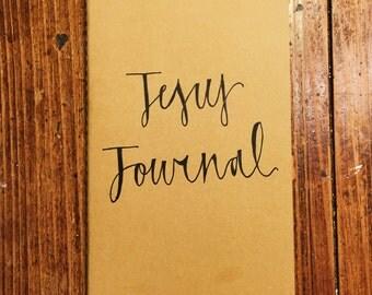 Jesus Journal (Bible Journaling)