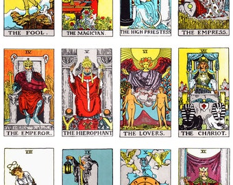 Psychic Tarot Reading Up To 1 Year!