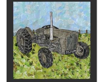 Massey Ferguson Tractor, Massey Ferguson Card, Massey Ferguson Blank Card, Massey Card