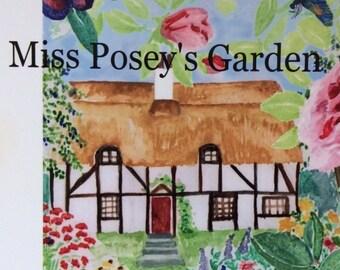 Miss Posey's Garden