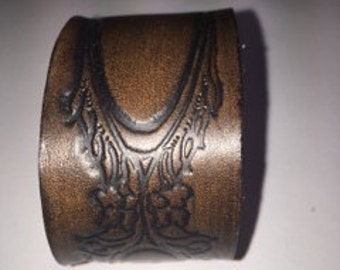 Hand Mad Leather Braclet