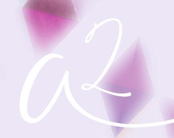 Personalised Spiritual Healing Art A2