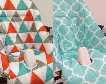 Double-sided cover for Pegperego Taramia, Siesta, Primma papa zero baby chairs