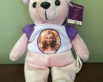 Britney Spears Collectable Bear