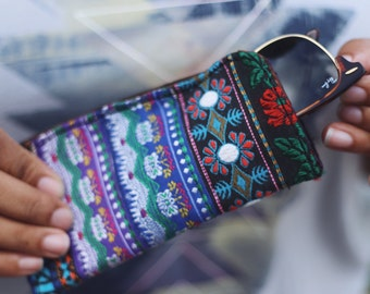 BOHO SUNGLASS CASE