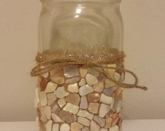 Medium Mason Jar Candle Holder