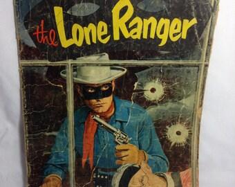 The Lone Ranger #83 - Dell Comics