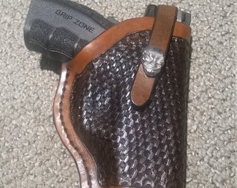 XD or 1911 Leather holster