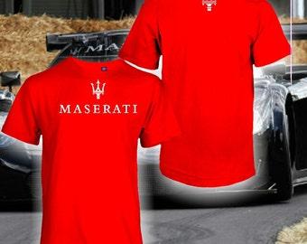 MASERATI T Shirts