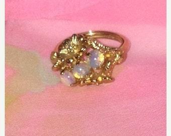 On Sale Avon Gold Tone Ring