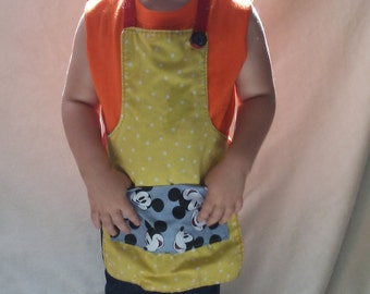 Toddler/Child's Craft Apron