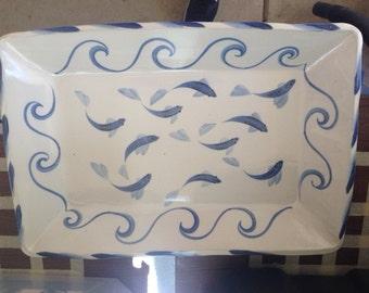 Ceramic Fish Tray