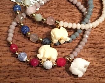 Beaded Bracelets from Mexico