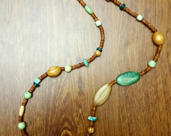Natural Beauty Necklace