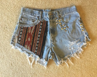 Tribal Detail Cutoffs