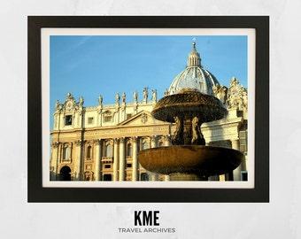 Vatican City: Print 005