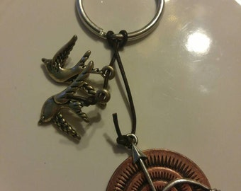 Hunger Games Key Chain