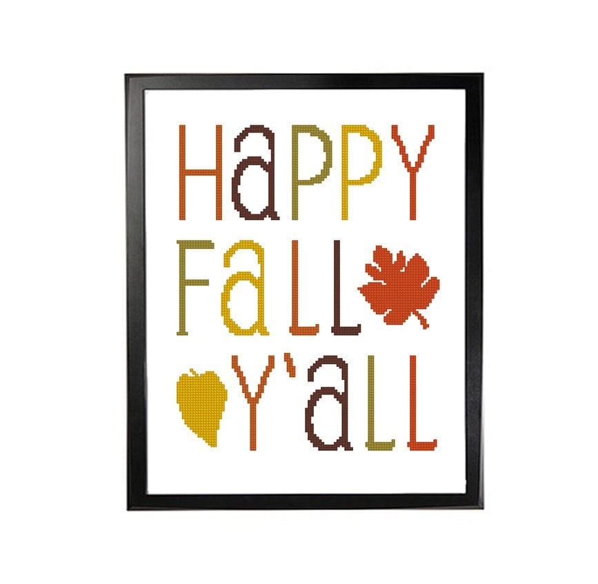 It is a photo of Massif Happy Fall Y All Printable