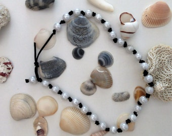All Around Pearl Necklace/Headband-Amelia Style