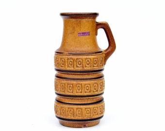 Scheurich vase 429-26 with Tundra decor