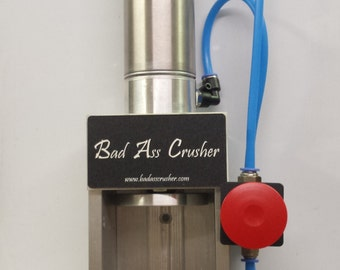 Air (Pneumatic) Can Crusher