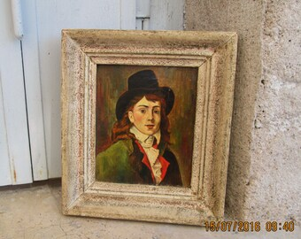 SWEET FRENCH PAINTING